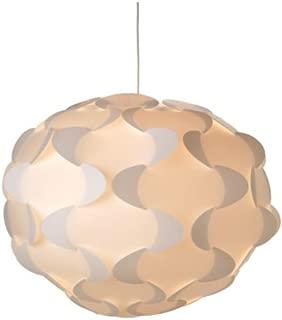 Ikea 401.550.14 Fillsta Pendant lamp, white, 31 inch