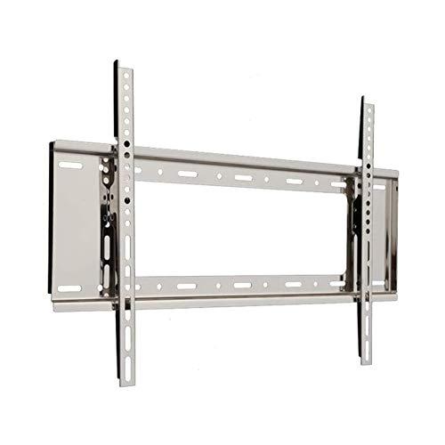 Soporte tv suelo Soporte de pared de TV con FVESA 248x200mm y 66lbs - Inclinación, montaje en pared de TV de acero inoxidable, Montaje para la mayoría de los televisores de pantalla de 40-70 pulgadas