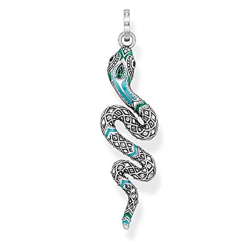 Colgantes Snake Mith of The Jungle, Bohemia 925 Colgante De Plata Esterlina Magníficos Accesorios Regalo For Mujeres Hombres