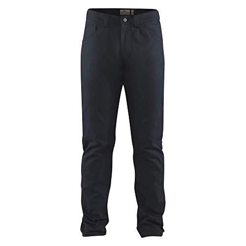 Fjallraven Herren Greenland Canvas Jeans M Sport Trousers, Dark Navy, 48
