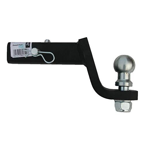 Crochet ATTELAGE remorque Adaptateur USA-Voitures 50x50mm Boule de remorquage