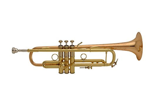 Bach LR19043B Stradivarius Mariachi Series Bb Trumpet LR19043B Lacquer