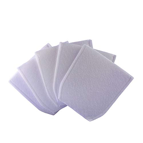 Makita 443060-3 Cloth Filter for BCL180ZW, BCL180 and LC01Z Vacuum (5 per Pack)