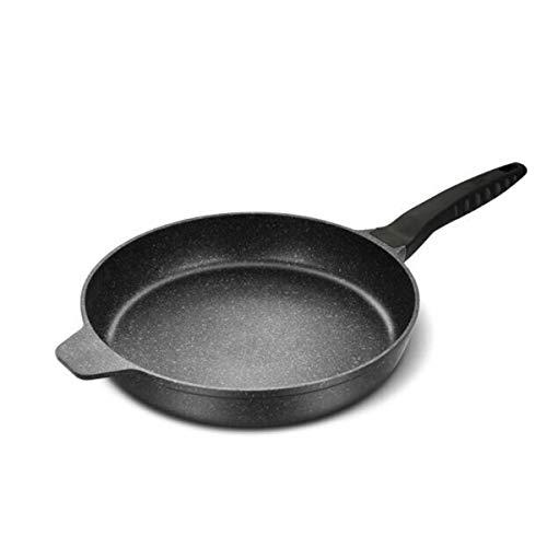 CHENTAOCS Pan Antistick Pan 32cm Maifan Stone Frying Pan Pots niet plakken Pannenkoeken Gebakken Dumplings Omelet Induction Cooker Gaskachels Open Fire Universeel