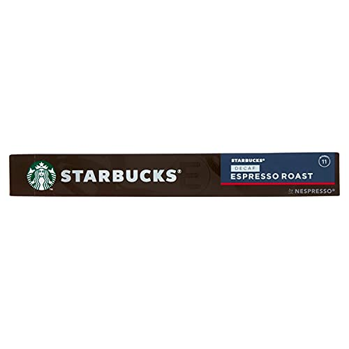 Starbucks Decaf Espresso Roast By Nespresso Caffè Espresso Decaffeinato 10 Capsule