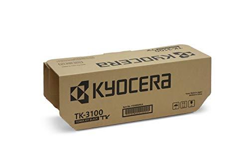 Kyocera TK-3100 tóner negro 1T02MS0NL0 para Ecosys M3040dn, M3540dn, FS-2100D, FS-2100DN, FS-4100DN, FS-4200DN, FS-4300DN