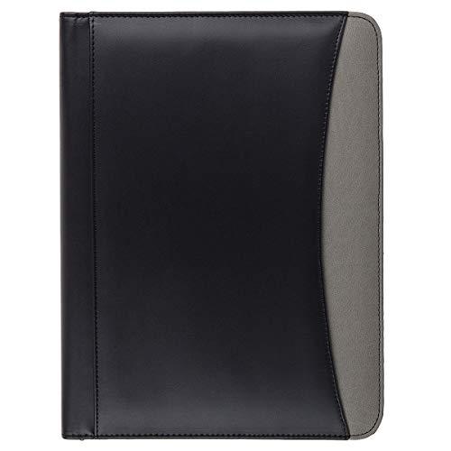 Bodenschatz Schreibmappe A4 schwarz [Textilien]