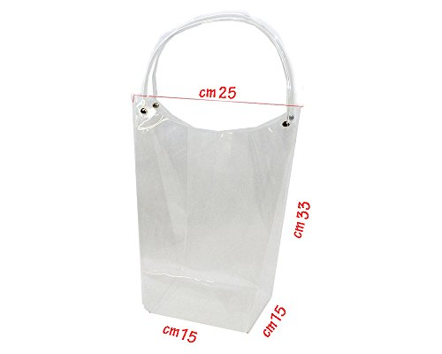 40 micron Pack of 500 Florist Care Card // ATC Cellophane Display Bags Self Seal 30mm Flap 65mm x 90mm