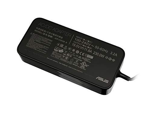 ASUS ZenBook Pro Duo 15 UX581LV Original Netzteil 230 Watt abgerundete Bauform