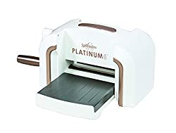 Budget Choice for Best Die Cutting Machine: Spellbinders Platinum 6.0 Die Cutting and Embossing Machine