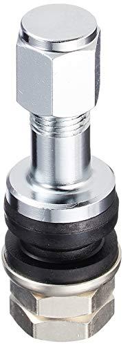 協永産業 ホイール用インサイドバルブ ツバ径14φ長40mm クロームメッキ 501LS
