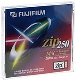 Fujifilm 250MB Mac Zip Disk (1-Pack) (Discontinued by Manufacturer)