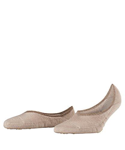 Falke Ballerina Damesvoetjes, merinowolmix, 1 paar, verschillende Kleuren, maat 35-42 - lichte, warme merinowolmix, antislip siliconen opdruk