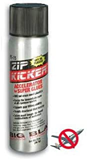 Pacer ZAP Adhesives Zip-Kicker Aerosol (2 Ounces)