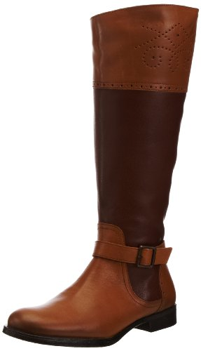 Tommy Hilfiger  Heather 16 A,  Damen Stiefel , Braun - Walnut/Coffee - Größe: 37 (4 UK)