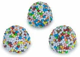 Gustaf's Rainbow Non Pareil Berries Gummy (2.2Lb(1kg))