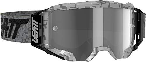 Leatt Crossbrille Velocity 5.5 Grau