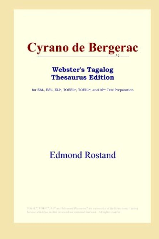 バイパスによると美容師Cyrano de Bergerac (Webster's Tagalog Thesaurus Edition)