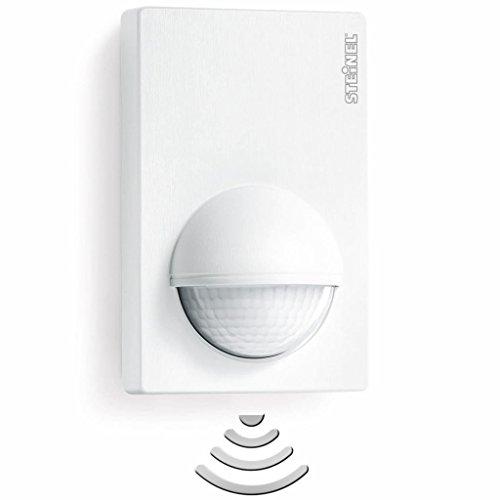 vidaXL Steinel Detector de Movimiento Infrarrojo IS 180-2 Blanco