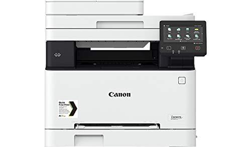 CANON - LBP SFP ISENSYS MF645CX 21PPM A4 600DPI USB 2.0 FAX UNIFLOW IN bedrijf Desktop Wit/Zwart