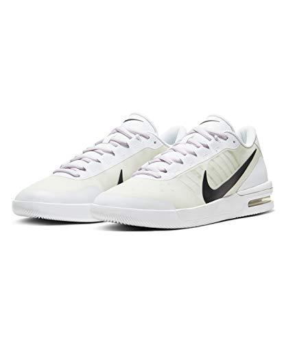 Nike Herren Nikecourt Air Max Vapor Wing Ms Tennisschuhe, Blanco/Negro, 42.5 EU