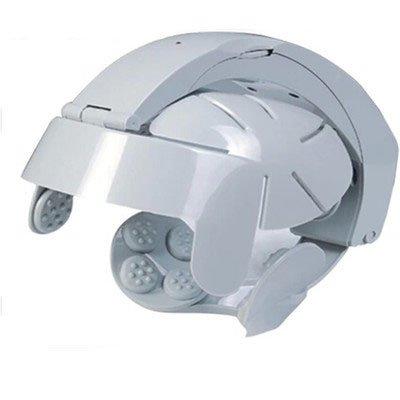 Größe Einstellbar Elektrische Kopf Massagegerät Kopf Acupoints Massage Schmalband Für Schmerz und Müdigkeit Entlastung Zu Hause Büro und Auto