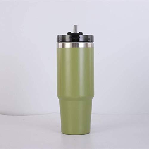 N-B Stainless Steel Kettle, Double Vacuum Thermos, 2 Thermos With Lid, Double Vacuum Thermos, Travel Sports Leak-proof Bottle, Coffee Cup, Water Bottle, Splash-proof Thermos杯