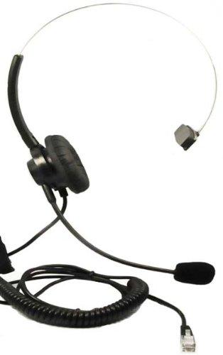 Call Center Headset Headphones +Adjustable Volume + Mute Control For Phone AVAYA Lucent 6402D 6408D+ 6416D+M 6424D+M 8403 8410D 8434DX 4406D+ 4412D+4424D+4424LD+2410 2420 4610 4620 4621 5410 Telephone