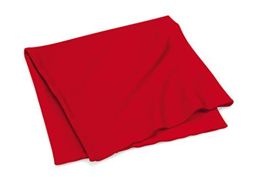 Beechfield Morf Original Schlauchschal, verschiedene Farben Rot