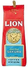 ライオンコーヒー サクラ 198g (粉)