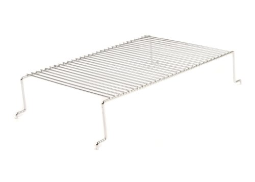 PK Grills Raised Cooking Grid Erhöhtes Grillrost, Silber, Pack of 1