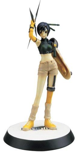 Final Fantasy VII Yuffie Statue Figure by gkworld