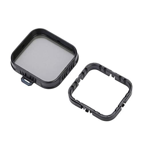 Filtro CPL, Lente de cámara Transparente Delgada, Lente polarizadora, Accesorio de Filtro para Gopro Hero 5 y 6