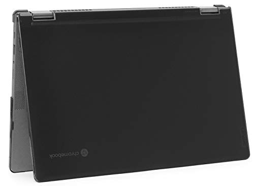 """mCover Hard Shell Case for 2020 Lenovo Chromebook Flex 5 (13"""") 2 in 1 Laptop (Not fit Any other laptop) (13 Inch Chromebook Flex 5 2 in 1, Black)"""