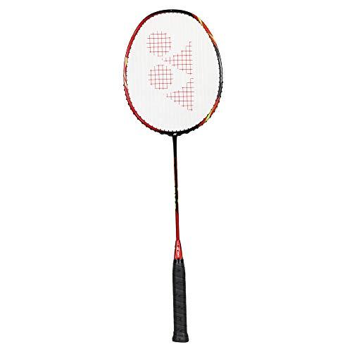 Yonex Astrox 9 Badmintonschläger, Schwarz / Rot
