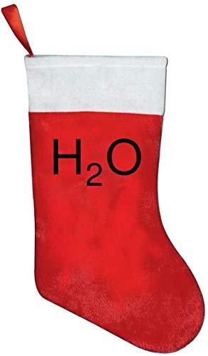 tyui7 H2O (Wasser) Mode einzigartige Weihnachtsstrümpfe personalisierte Geschenk Socken Candy Socken, Xmas Party Decor