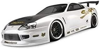RC CARS BODY HPI Toyota Supra Aero Clear 1/10 On-Road Car Body
