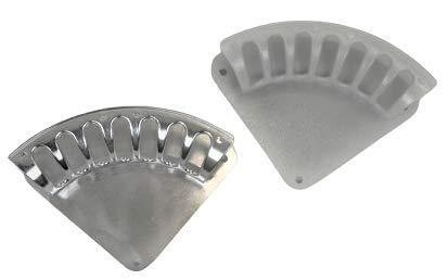 FLEXMO   Schlauchhalter   Wandschlauchhalter   Wasserschlauchhalter   Gartenschlauchhalter   Aluminium   lackiert