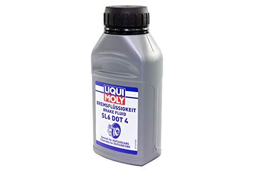 LIQUI MOLY 21166 Bremsflüssigkeit SL6 DOT 4 250 ml