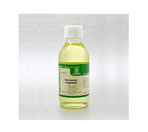 FERRARIO Pflanzliches Lösungsmittel für Ölfarbe, 125 ml