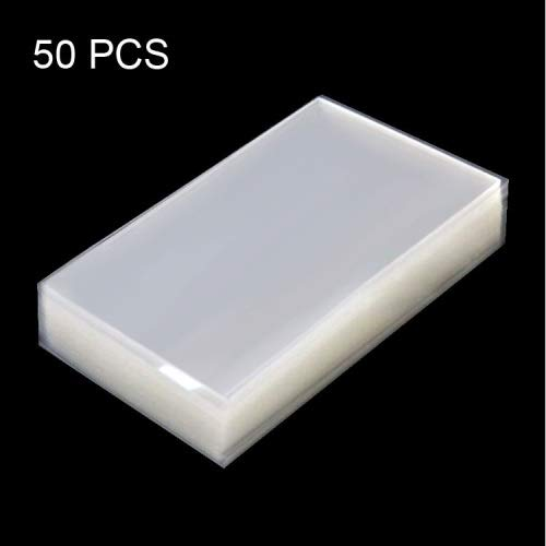 CourageL 50 PCS OCA optisch freier Kleber for LG K8 2016 / K8 LTE / K350 / K350N / K350E / K350DS Neu