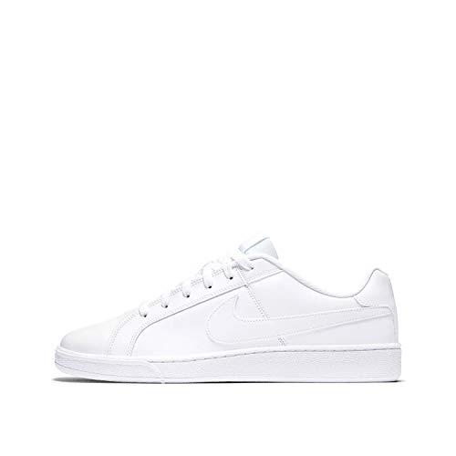 Nike Court Royale, Zapatillas de Gimnasia para Hombre, Blanco (White/White 111), 38.5 EU