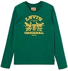 Camiseta Levis Greenhor Verde 16A Verde