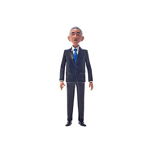 Real Life Political Action Figure, Post-Presidency Barack Obama, Posable, Collectible