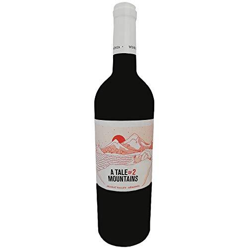 Karas Rotwein trocken 0,75L armenischer Wein Areni Malbec