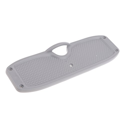 MagiDeal Outboard Transom Mounting Plate 30 x 9.3cm Motor Boat Dinghy Yacht Fishing