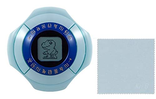 Bandai Digimon Adventure Digivice & LCD Cleaner Cloth Set
