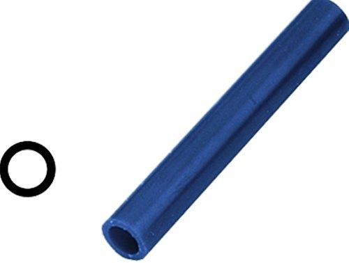 """Casting Wax Ferris File A Wax Ring Tube A Blue 7/8"""" O.D."""