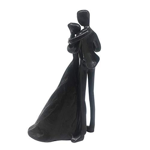 Romantic Couple Sculpture