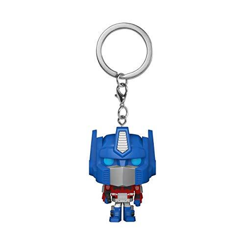 Oferta de Funko- Pop Keychain Transformers-Optimus Prime Figura coleccionable, Multicolor (52154)